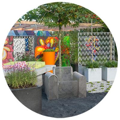 De drie tuintrends van 2020 - inspiratie