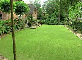 GarPro - Kunstgras in tuin - Strak grasveld