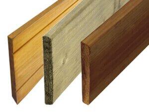 houten schuttingplanken