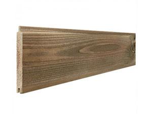 Tuinscherm planken