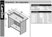 Steigerhout Bar